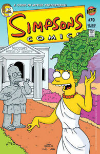 Marge simpson comic