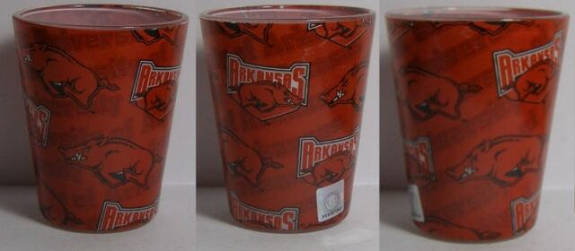 Arkansas Razorbacks Shot Glass #4348