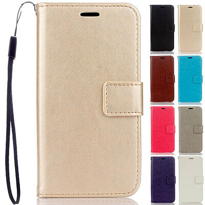 Deluxe Wallet Leather Flip Case Cover For Huawei P9 Lite/Y3/Y6/Y635/Honor 5C/4C