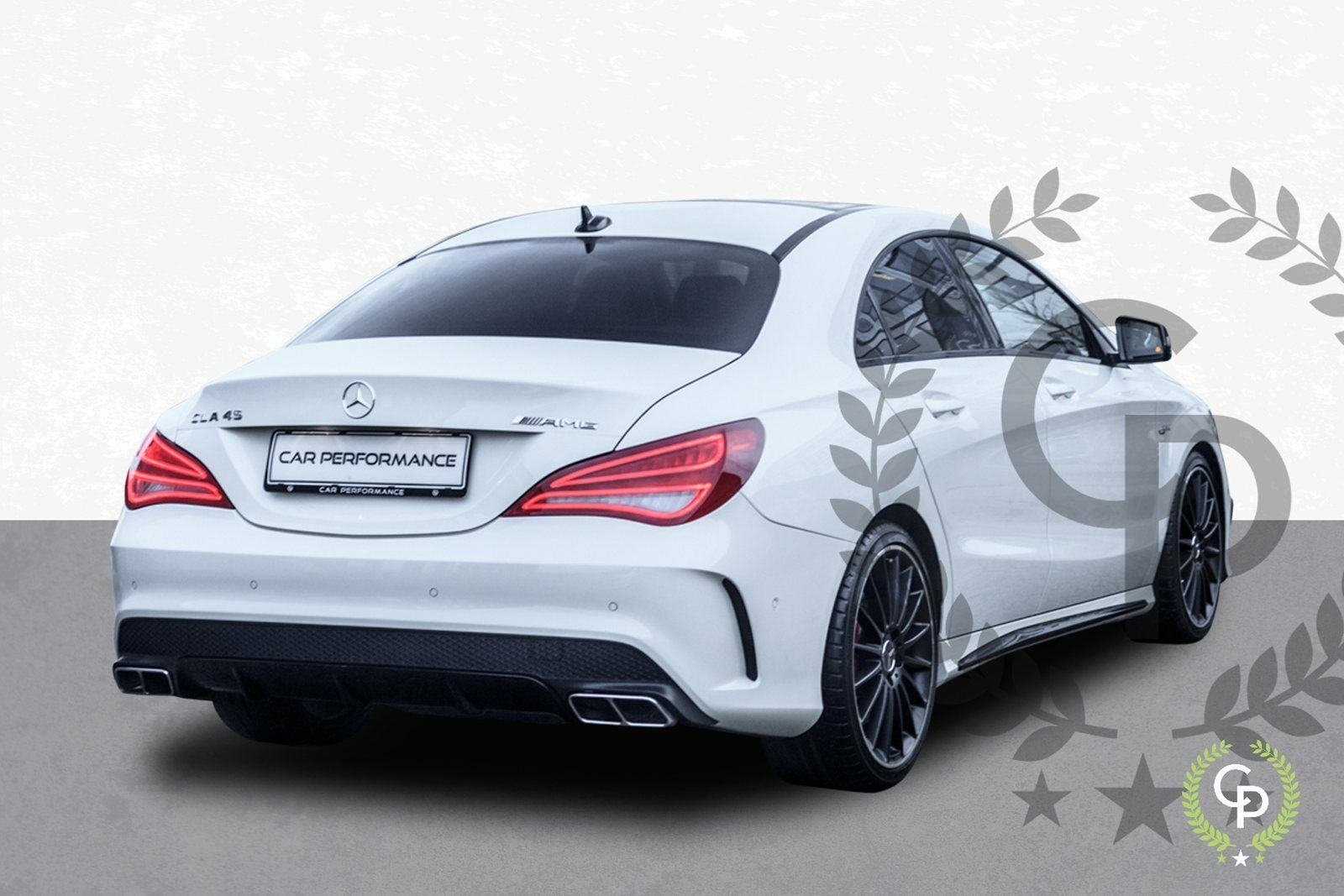 Mercedes CLA45