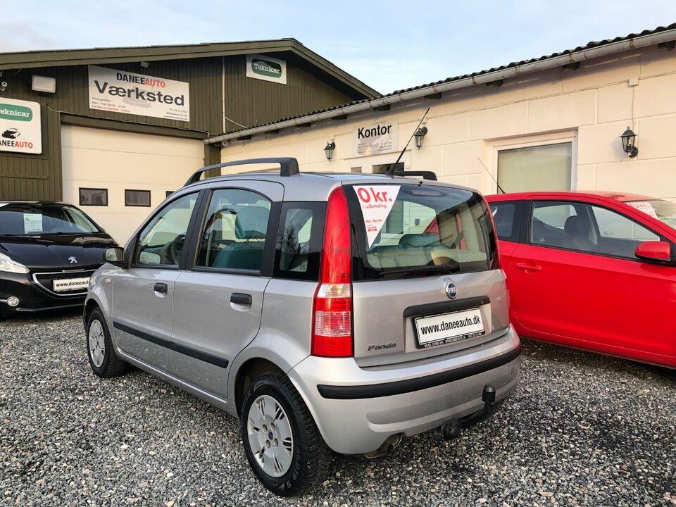 Fiat Panda 1,2 Dynamic X Benzin modelår 2006 km 98000