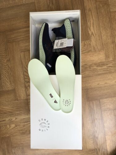 with 5 Runner Consortium Uk 9 Size Adidas Receipt New Boxed Futurecraft S 7RgwxqvvFp