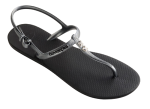 b5d44dcebbf345 Image is loading WOMENS-HAVAIANAS-034-FREEDOM-CRYSTAL-034-FLIP-FLOPS-