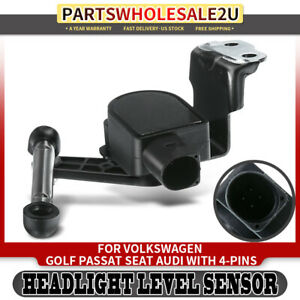Headlight-Level-Sensor-for-VW-Audi-TT-S3-A3-Golf-Passat-Jetta-Tiguan-1T0907503