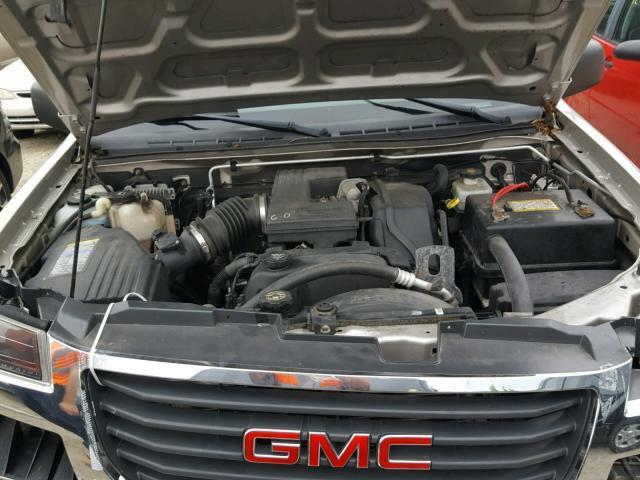 2006 GMC Canyon 3.5L Engine VIN 6 8th digit 95K Miles