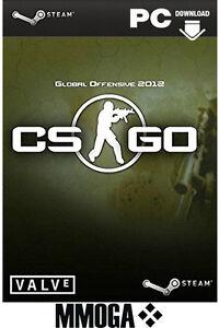 CSGO Counter-Strike Global Offensive - Prime Status Upgrade - Steam Digital PC
