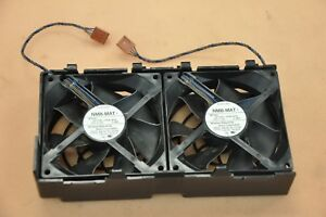 HP-XW6600-WorkStation-Rear-chassis-fan-assembly-2-Fans-453473-001-465622-001