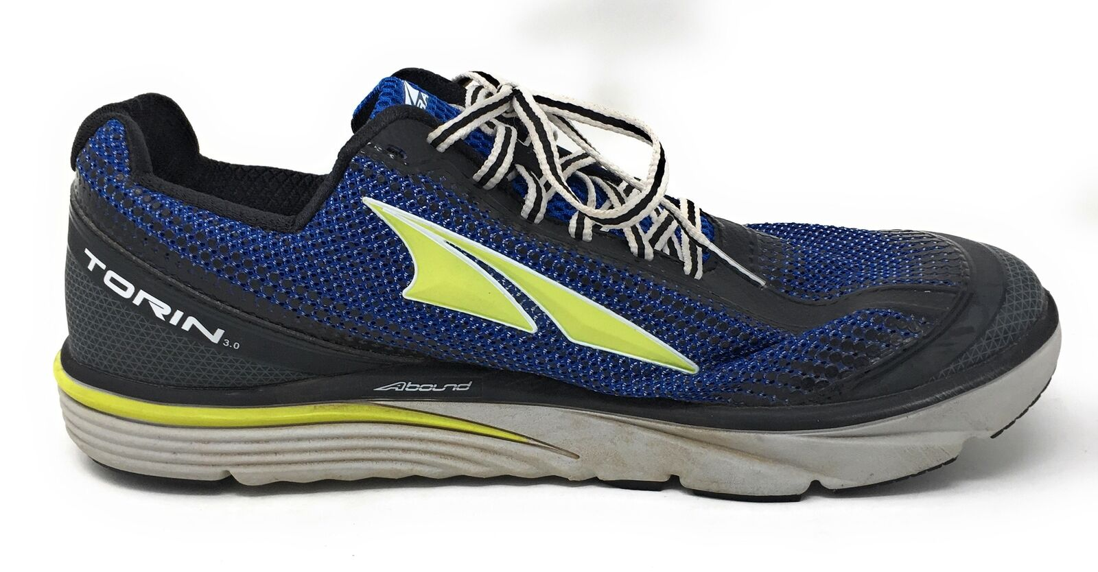 Altra Men's Torin 3.0 Running shoes, blueee Lime - 10.5 D(M) US - USED