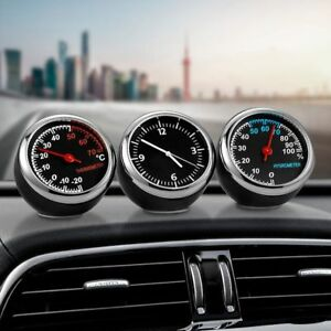 Automobile-Digital-Clock-Automotive-Thermometers-Hygrometers-Car-Accessories-New
