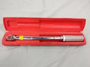 """Snap-On Torque Wrench - 3/8"""" Drive - QJR284E"""