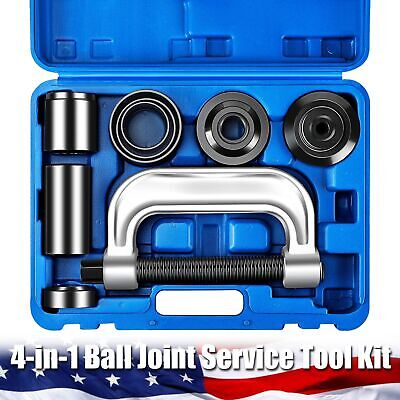 Ball Joint Service Adapter Tool Kit Drive 4-Wheel for Jeep /& Dodge Alternative to 7894-5pcs