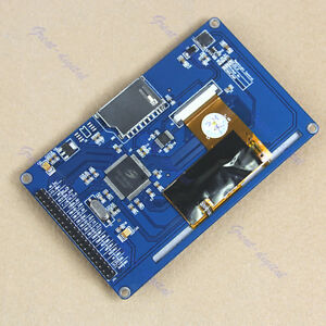 Adapter-Build-in-SSD1963-4-3-034-TFT-LCD-Module-Display-Touch-Panel-Screen-PCB