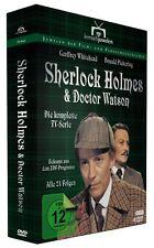 Sherlock Holmes und Dr. Watson - Komplettbox (1-24) - Fernsehjuwelen & [4 DVDs]