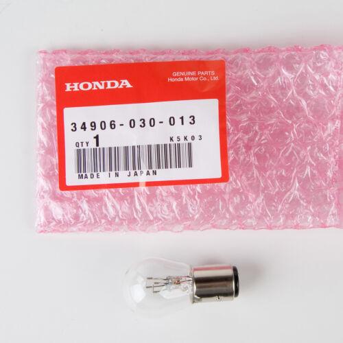 Genuine OEM Honda Stanley Dash Tach Speedo Bulb 34906-030-013 6V 10//3W 1PC