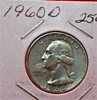 US QUARTER WASHINGTON EAGLE RANDOM YEAR PROOF USA COIN