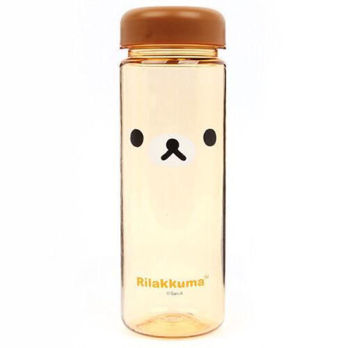 Rilakkuma Bottle Cute Water Kids 500ml BPA Free Gift Sports Outdoor/_AC
