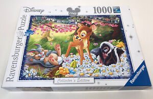Ravensburger-Disney-Bambi-1000-Piece-Collector-s-Edition-Puzzle-Compleat
