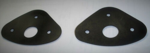 Windshield Wiper to Cowl Seal Rubber Pair 1965-1968 Ford C5ZZ17475