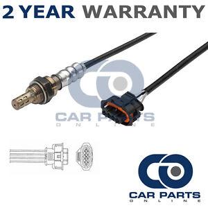 para-OPEL-ASTRA-G-1-6-16v-2002-09-4-CABLES-Sonda-Lambda-Sensor-De-Oxigeno
