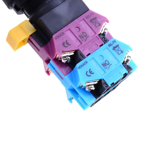 4No 4 Position Momentary Type Monolever Joystick Switch Hkd-Fw24  NP