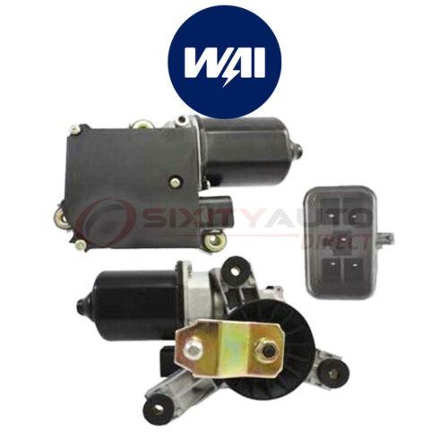 WAI World Power Windshield Wiper Motor for 1994-1997 Chevrolet S10 2.2L 4.3L dg