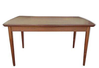 Att. à Johannes ANDERSEN Table Teck Design Danois Scandinave 1960 SAMCOM éditeur   eBay