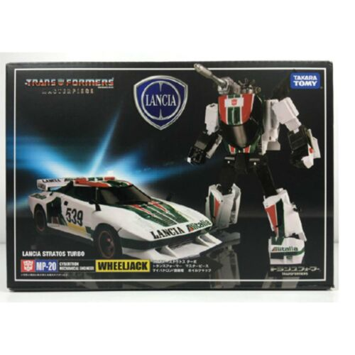 Transformers Masterpiece MP-20 Wheeljack Action Figure Takara Toy Kids Spielzeug