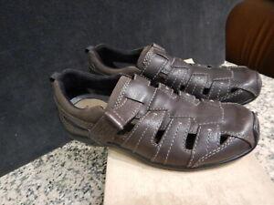 Détails sur Camel active Manila Hommes Pantoufles Chaussures cuir moka taille 42 afficher le titre d'origine