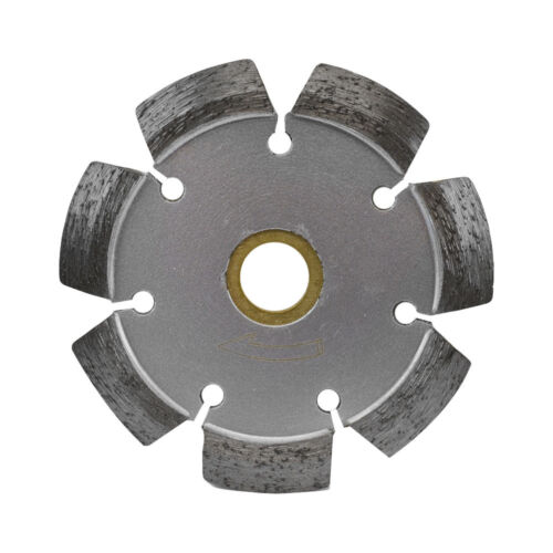 "4/"" Crack Chaser Diamond Blade V Shaped Segment 0.375 7//8/'/'-5//8/"" 12mm Rim"
