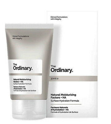 FREE Shipping]The Ordinary Skincare Natural Moisturizing Factors + HA 30ml (1oz)