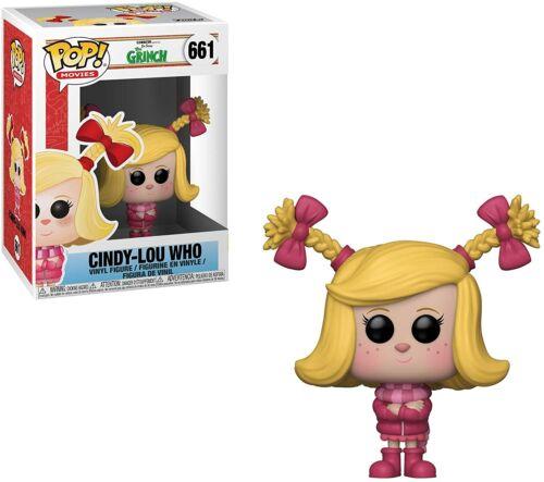 Funko POP Vinil Disney o Grinch-Cindy Lou quem