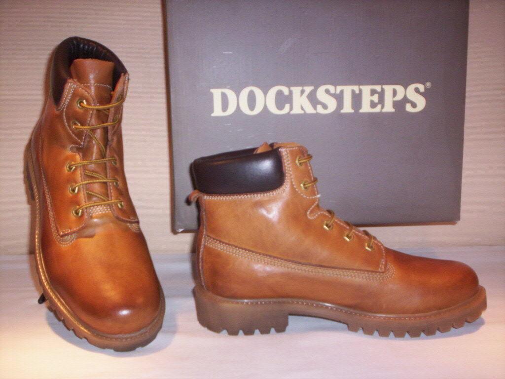 High scarpe Desert stivali stivali  DOCKSTEPS Donna Kid Leather 36 37 38 39 40  a buon mercato