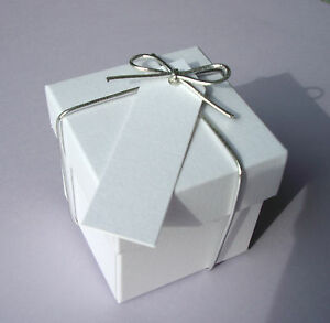 WEDDING FREE PLAIN // PERSONALISED GIFT TAGS FAVOUR BOX SAMPLE CHRISTENING