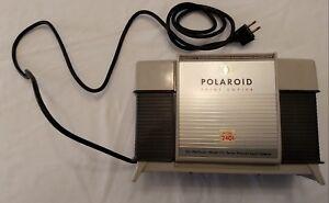 Vintage-Polaroid-Imprimir-Copiadora-Modelo-2401-uso-con-tierra-Camara-110-y-110A-Con-Caja