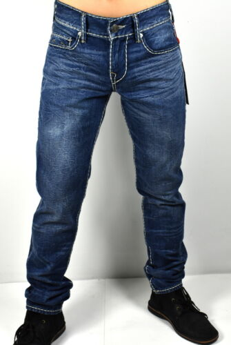 True Slim Heren Geno Stitch Religion369 Cable JeansMdaax442f sdtQrhC