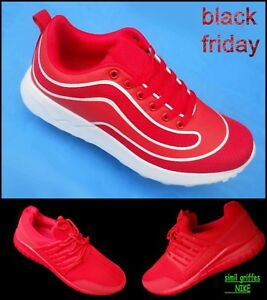 Scarpe sportive casual rosse per uomo Sitios Web En Línea Barato 1Qv46mw