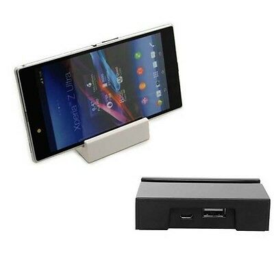 Magnetic Dock Desktop Charging Charger Cradle For Sony DK31 Xperia Z1 Z Ultra