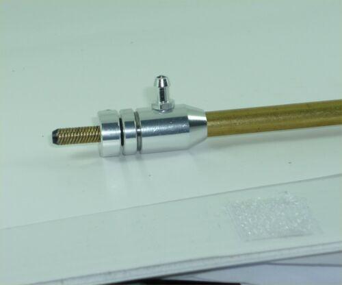 """GUARNIZIONE dell/'albero rotante 3//16/"""" 4.75mm per albero flessibile BARCA RC Brushless NITRO"""