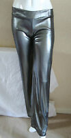 Arrogant Cat Gold Silver Metallic Tracksuit Joggers Trousers Size P S M New