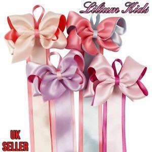 Hair-Bow-Holders-Ribbons-Satin-Bow