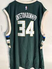 Giannis Antetokounmpo Milwaukee Bucks adidas Fashion Replica Jersey ... ba368976f