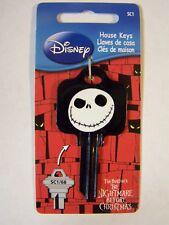 Blank House Key Disney Jack Skellington Schlage Sc1 Uncut