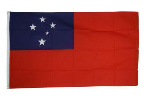 Fahne Samoa Flagge samoanische Hissflagge 90x150cm