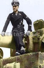 WW2 Picture German Panzer Ace Waffen  1st Lieutenant Michael Wittman Colour 699