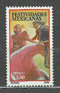 Mexico - Mail 1998 Yvert 1781 MNH