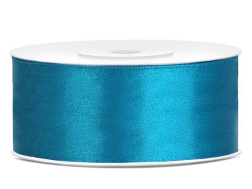 25 75 //100 mm x 25//50m Schleifenband Dekoband Satinband 3 38 6 //12 50