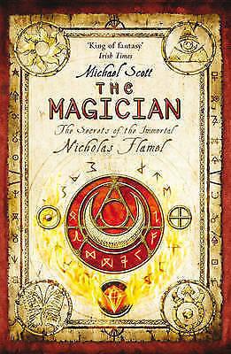 The Magician (Secrets of Nicholas Flamel)-ExLibrary