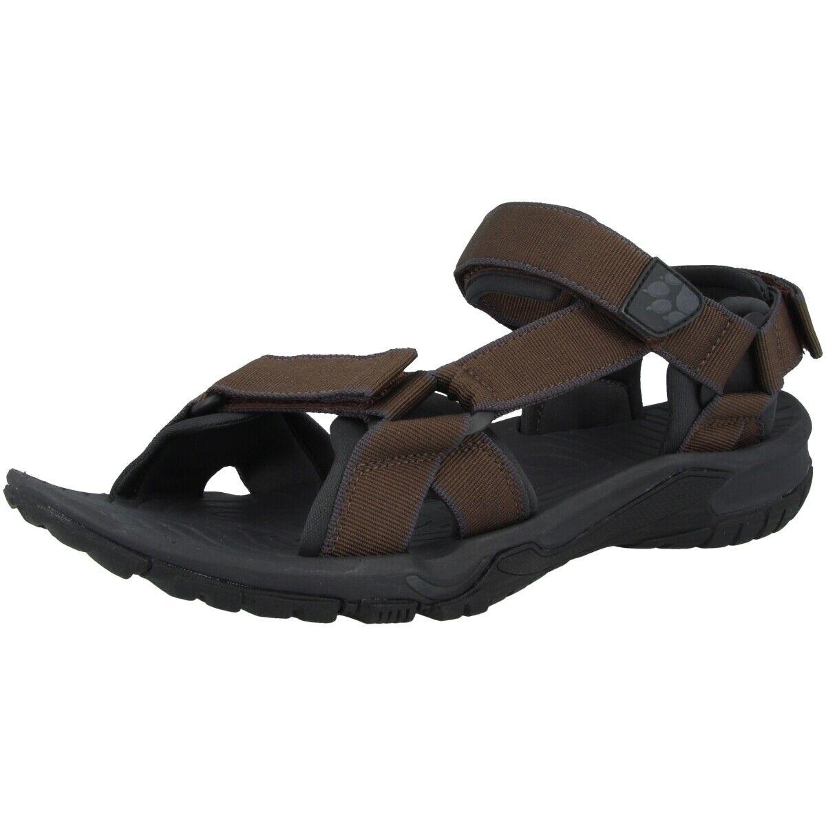 Jack Wolfskin Lakewood Ride Sandal Men señores outdoor sandalias teca 4019021-5607