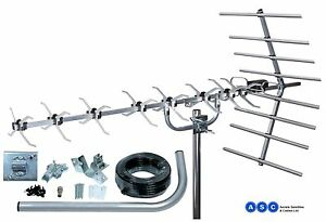 64-ELEMENT-TRIPLE-BOOM-HIGH-GAIN-DIGITAL-TV-AERIAL-4G-READY-1ST-CLASS-DELIVERY