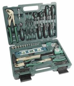 Mannesmann-M29084-Werkzeugkoffer-Werkzeugset-Werkzeugkasten-Werkzeugbox-87-tlg